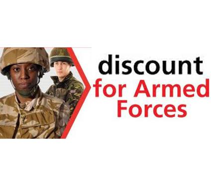 HM Forces Discount – Locksmith Salisbury