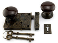 Old and Antique Locks
